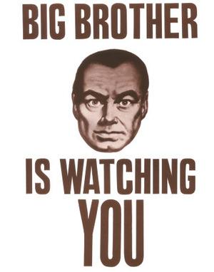 Bigbrotheriswatchingyouposter